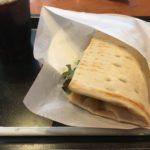 タリーズの『サラダピッツァ』は低カロリーでダイエットにもおすすめ!