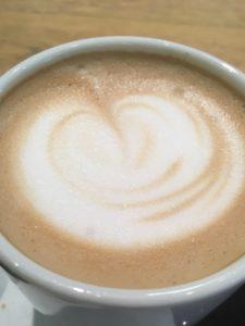 エクセルシオールのカフェラテ