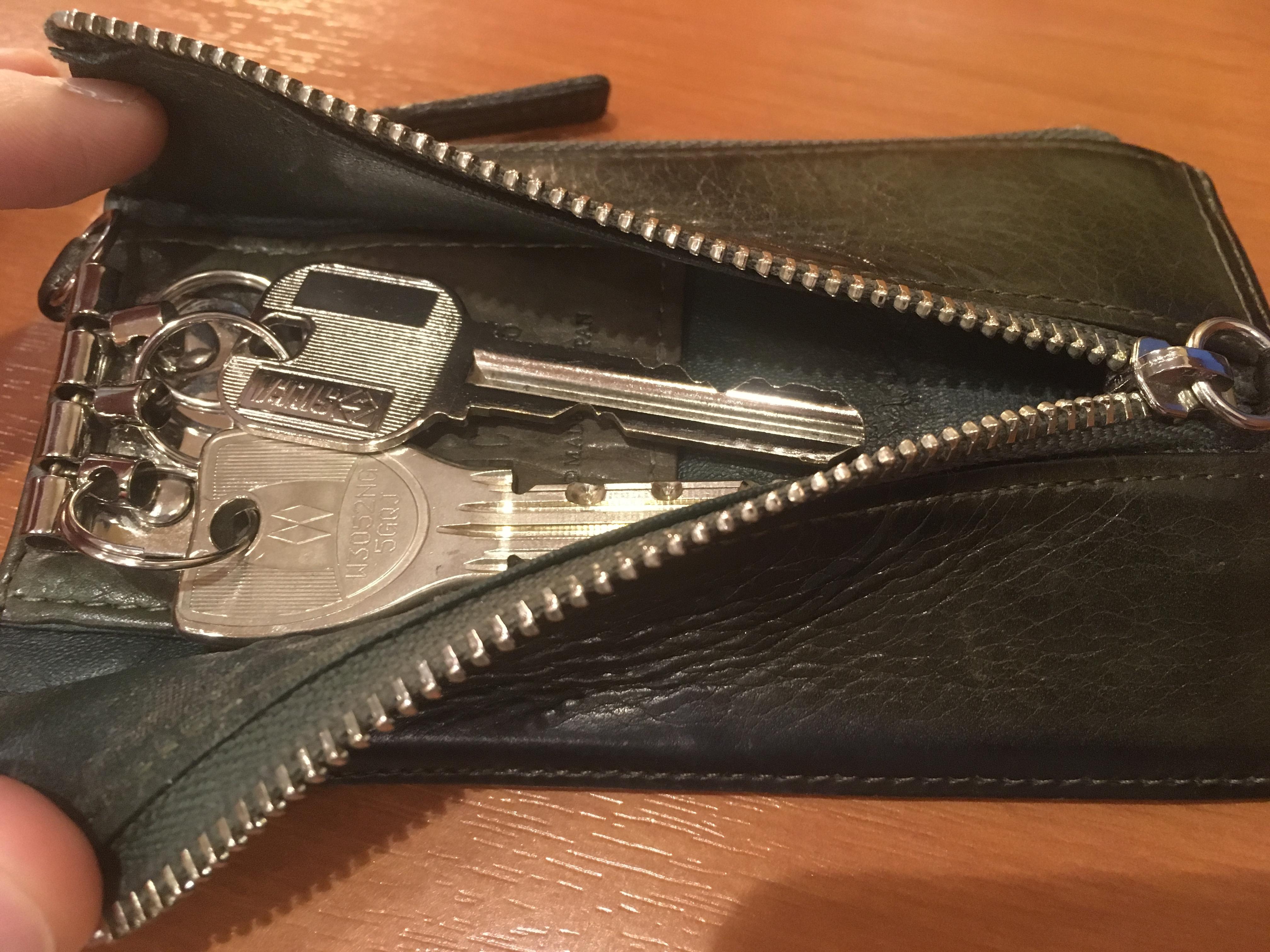 キプリスのキーケース