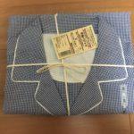 無印良品の『脇に縫い目のないサッカー織り半袖パジャマ』は夏におすすめ!