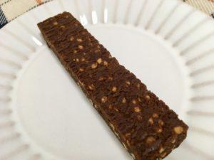無印良品の糖質10g以下のお菓子 ショコラとオレンジの大豆バー