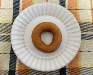 無印良品の糖質10g以下のお菓子 キャラメルドーナツ