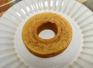無印良品の糖質10g以下のお菓子 バナナバウム