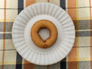 無印良品の糖質10g以下のお菓子 プレーンドーナツ