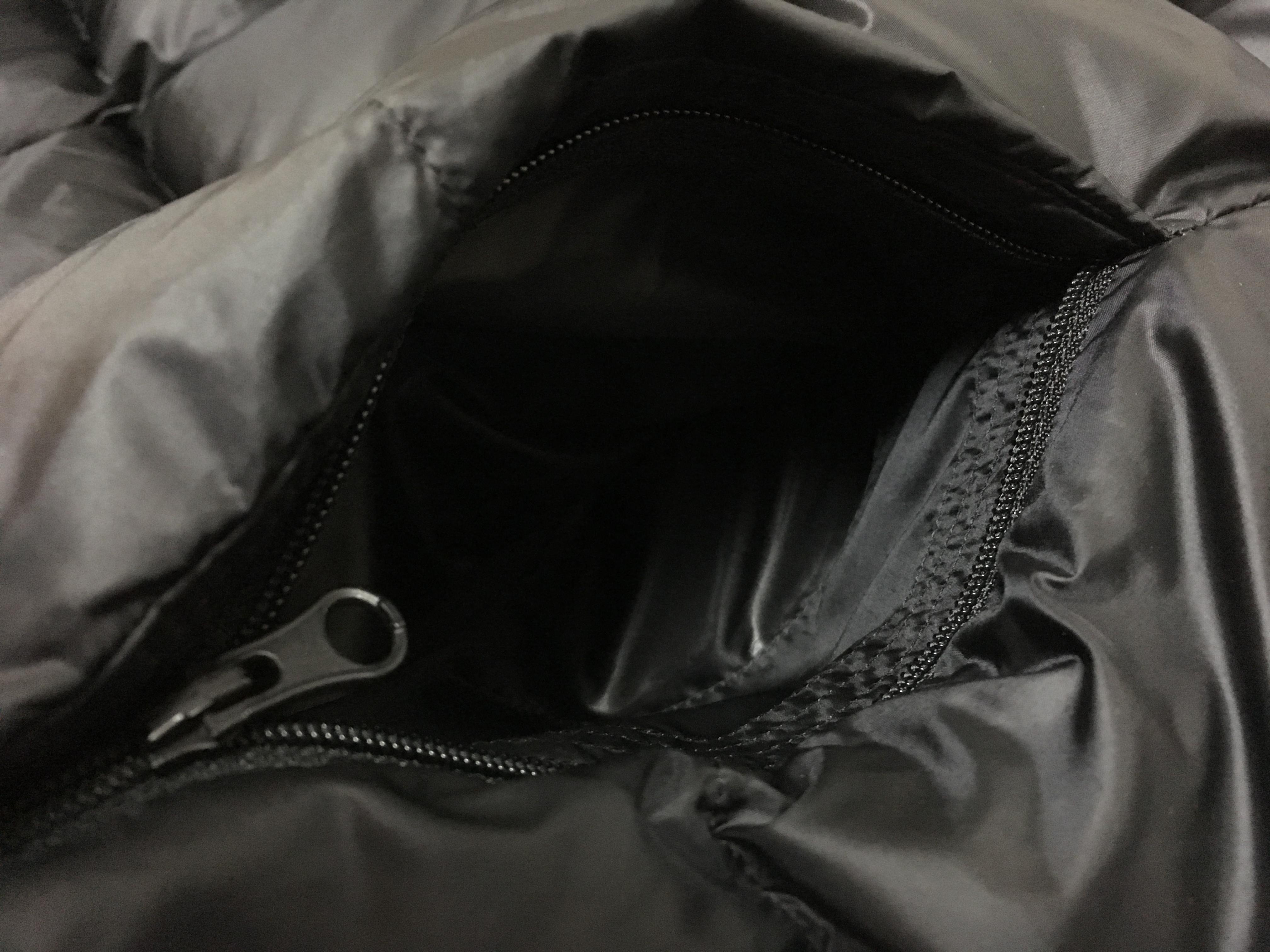 ユニクロのウルトラライトダウンボリュームジャケット
