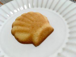 無印良品の糖質10g以下のお菓子 マドレーヌ